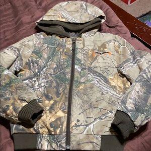 RealTree Brand Warm Coat.  New Condition!